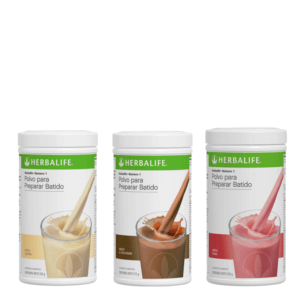 Pack 3 batidos formula 1 Herbalife